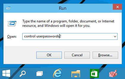 Sign in User Account Automatically at Windows 10 Startup