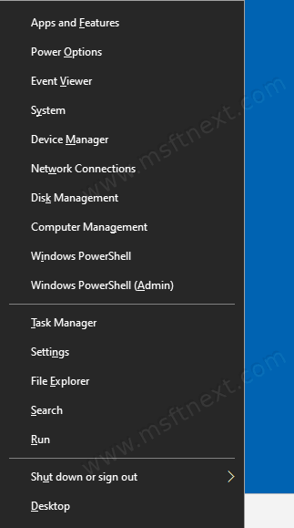 Windows 10 Replace PowerShell With Command Prompt