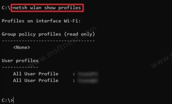 Change Wi-Fi network priority in Windows 10