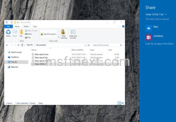 windows-10-opened-share-pane-2