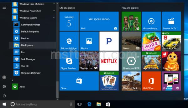 windows-10-start-menu-export-file-explorer