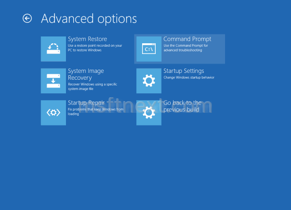 How To Open Troubleshooting Options in Windows 10