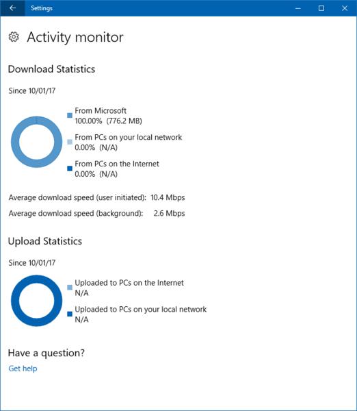 Windows Update Activity Monitor