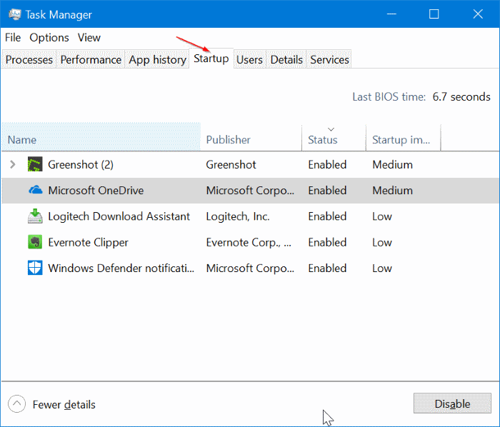 Find Out Apps Slowing Down Windows 10 Boot