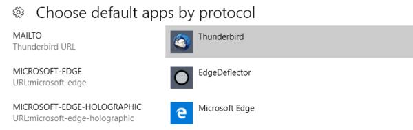 Microsoft Edge Protocol
