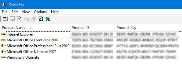 Find Windows 10 Product Key on Unbootable PC
