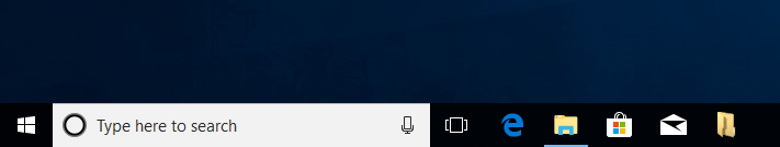 Windows 10 Pin Any Folder To Taskbar Pic7