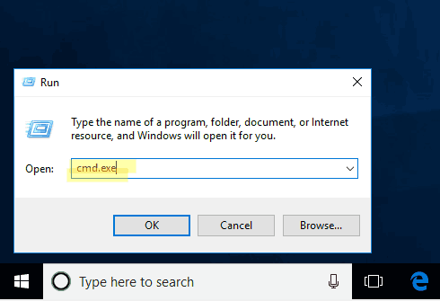 How To Open Command Prompt In Window 10 Img4