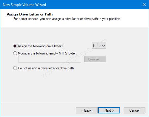 Disk Management Attach VHD 7