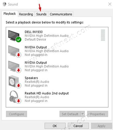 Enable Change Windows 10 Startup Sound 1