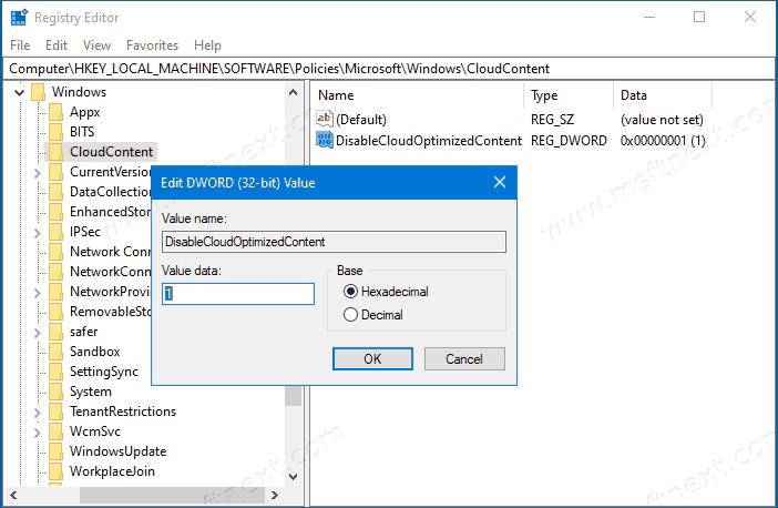 Windows 10 Disable Programmable Taskbar 2