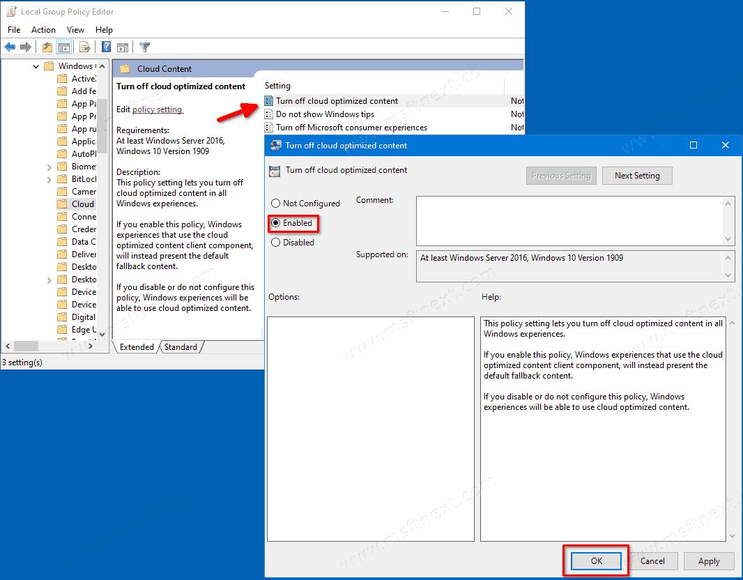 Windows 10 Disable Programmable Taskbar
