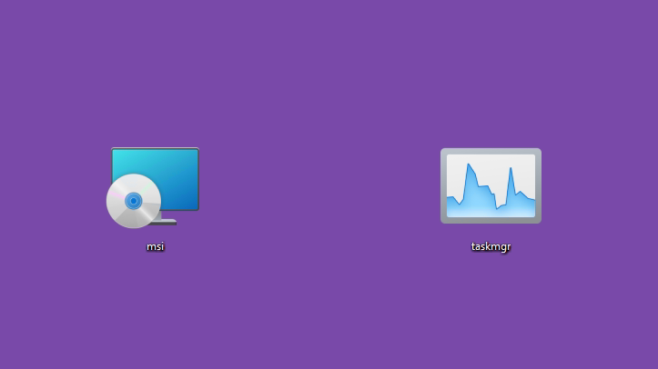 Download Task Manager Icon from Windows 10 Build 21390
