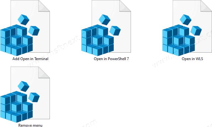 Add Windows Terminal Profiles To The Context Menu