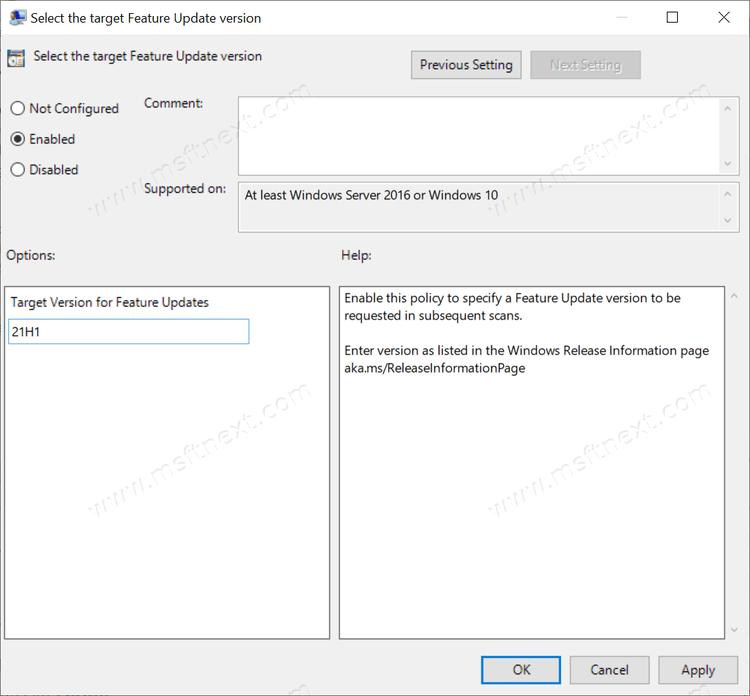Block Windows 11 From Installing